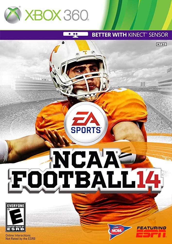 NCAA Football 14 is an American football video game