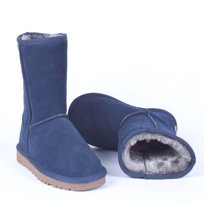 Us Size 4-11 New 2016 Australia Classic Women Bailey Snow Boots Women Shoes Sheepskin Fur Tall Winter Boots U825 Free Shipping