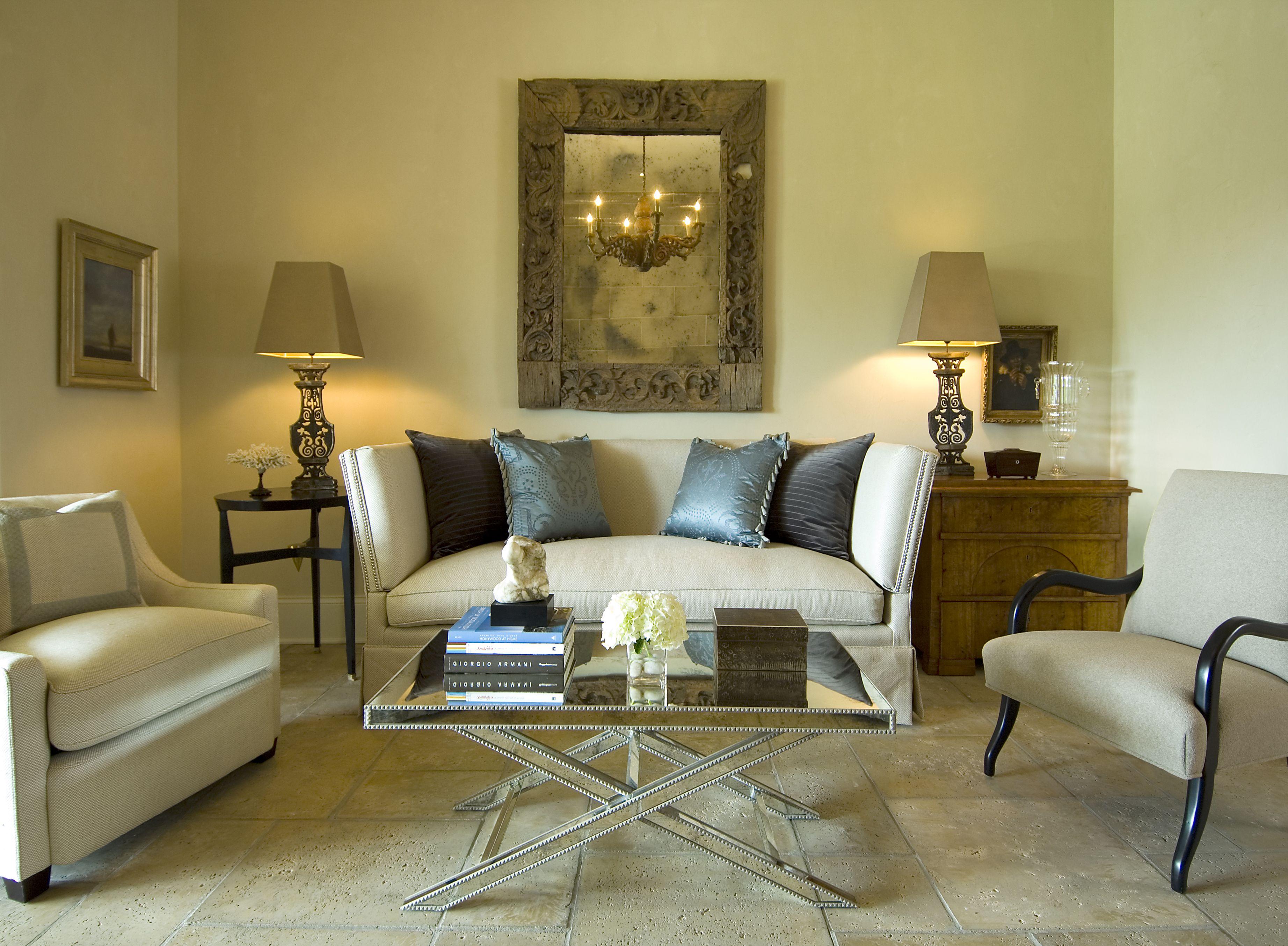 Robin Rains Interior Design Seating