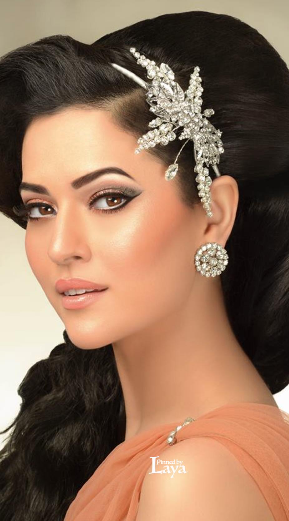 ♔LAYA♔INDIAN BRIDE♔ Beauty in 2019 Belles femmes