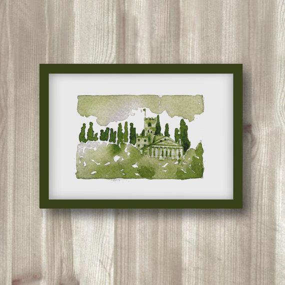 green world by alessandra zoppelli on Etsy