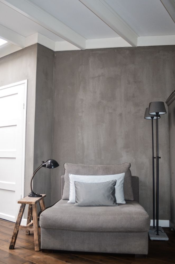 Taupe woonkamer  Inspiratie woonkamer  living in 2019