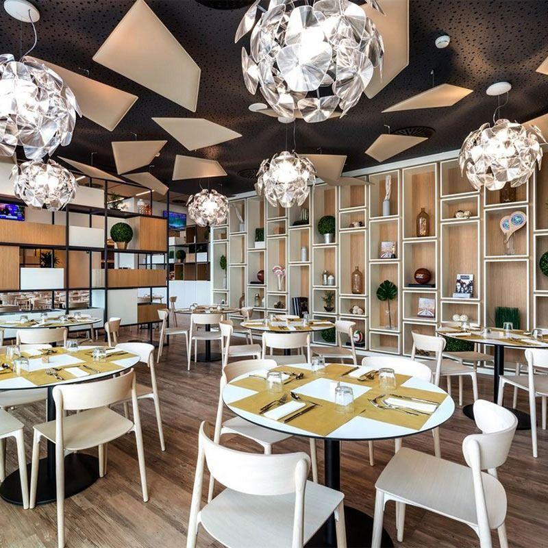 Chaise Restaurant Bois Haut De Gamme Nemea Mobilier Italien