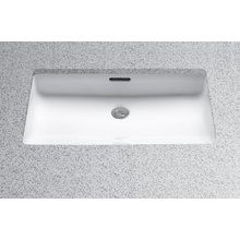 View The Toto LT191G Undercounter Bathroom Sink With SanaGloss At Build.com.