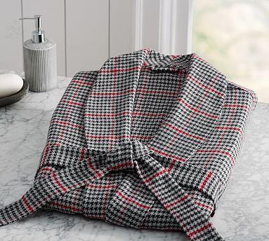 Randall Plaid Men S Robe Men S Robes Plaid Robe