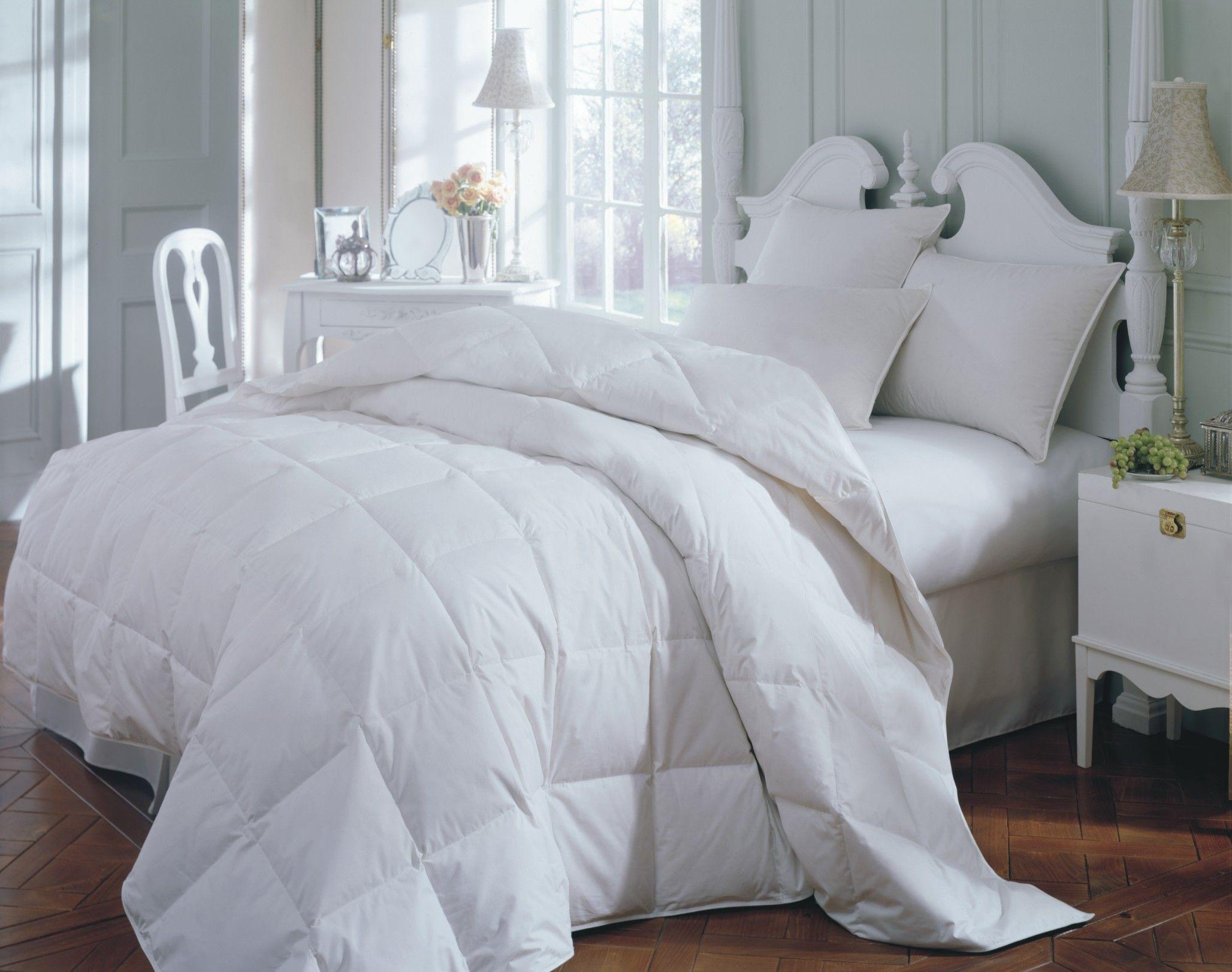 Bedding & Linens Sale | White down comforter, Down ...