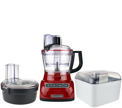 Kitchenaid 13 Cup Exact Slice Food Processor With Dicing Kit