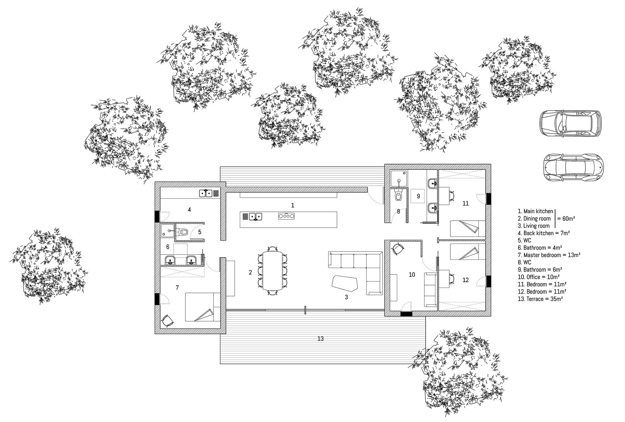 Gallery Of Pop Up House Multipod Studio 28 Passive House