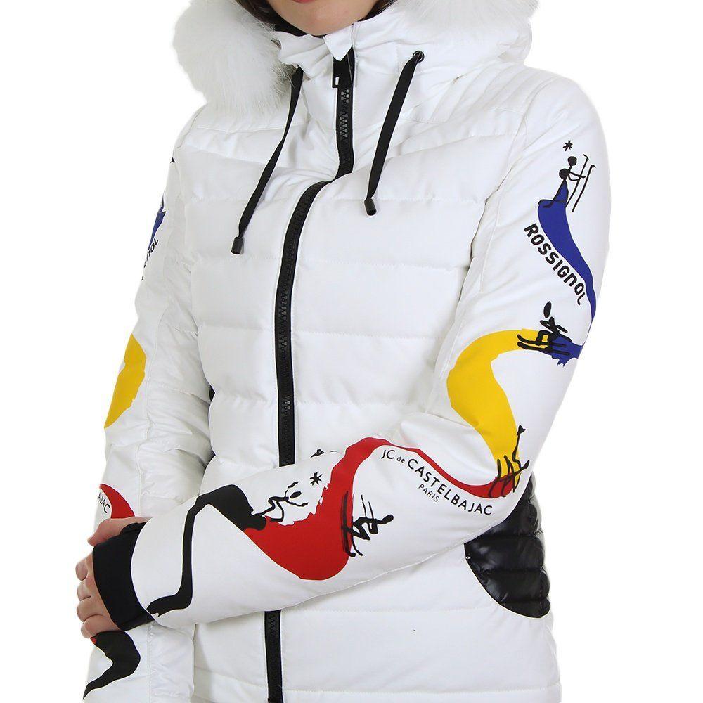 Rossignol JCC Steam Up Down Ski Jacket (Women's) Peter