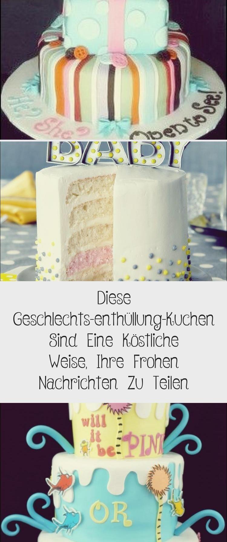 Photo of Diese Geschlechts-Enthüllung-Kuchen sind eine köstliche Weise, Ihre frohen Nac…