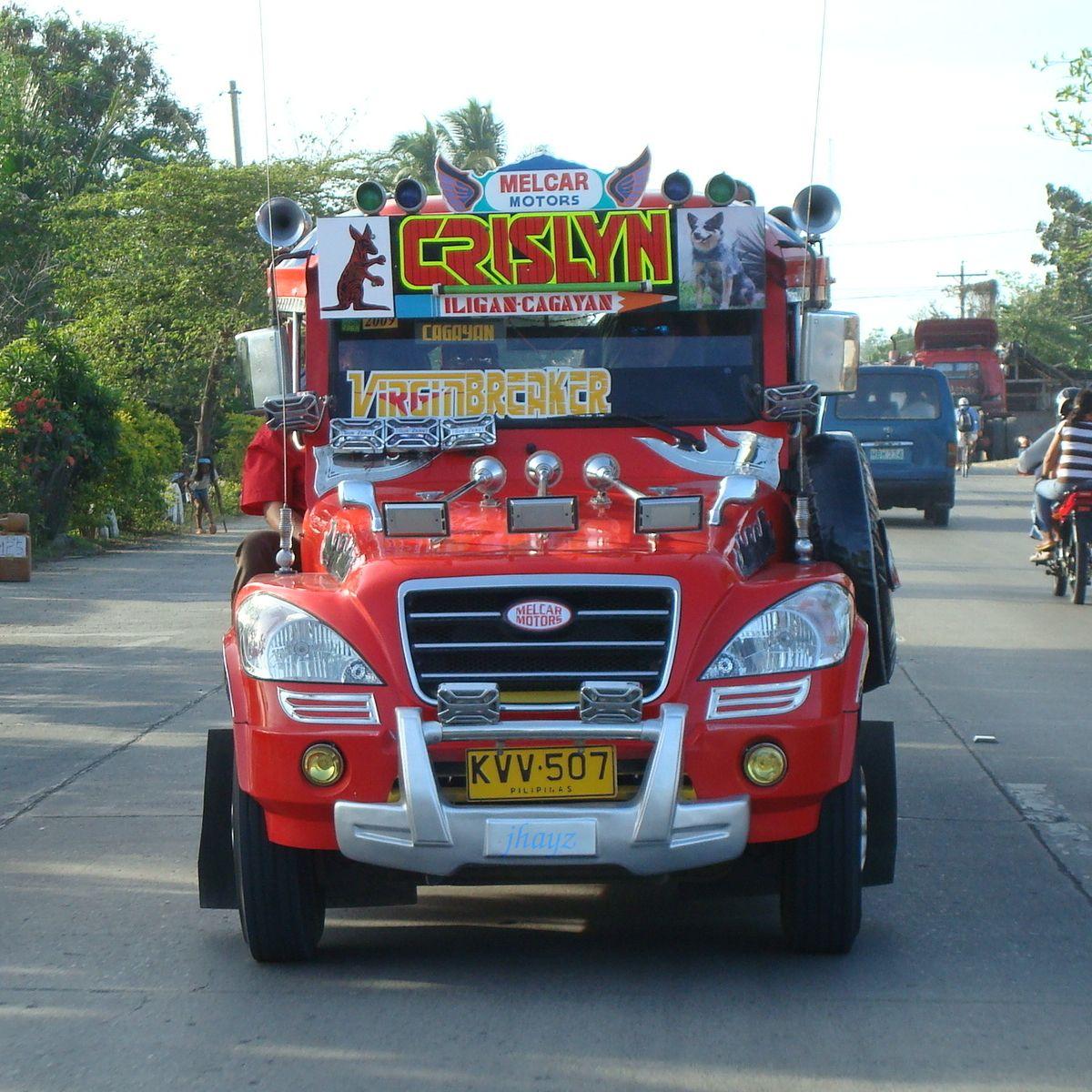 Cagayan De Oro Jeepney Designs Cagayan De Oro Jeepney Cagayan