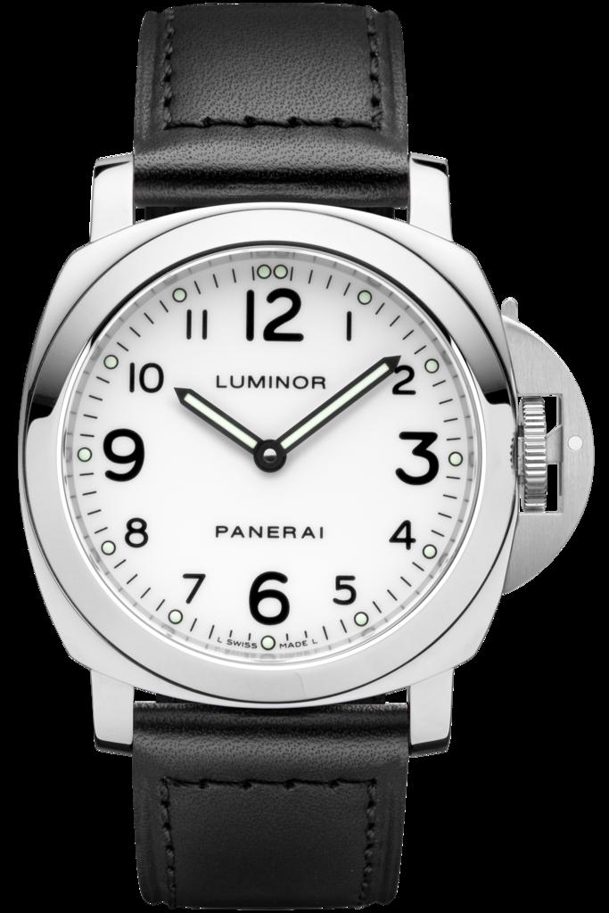 Luminor Base Acciaio - 44mm PAM00114 - Collection Luminor - Officine Panerai Watches
