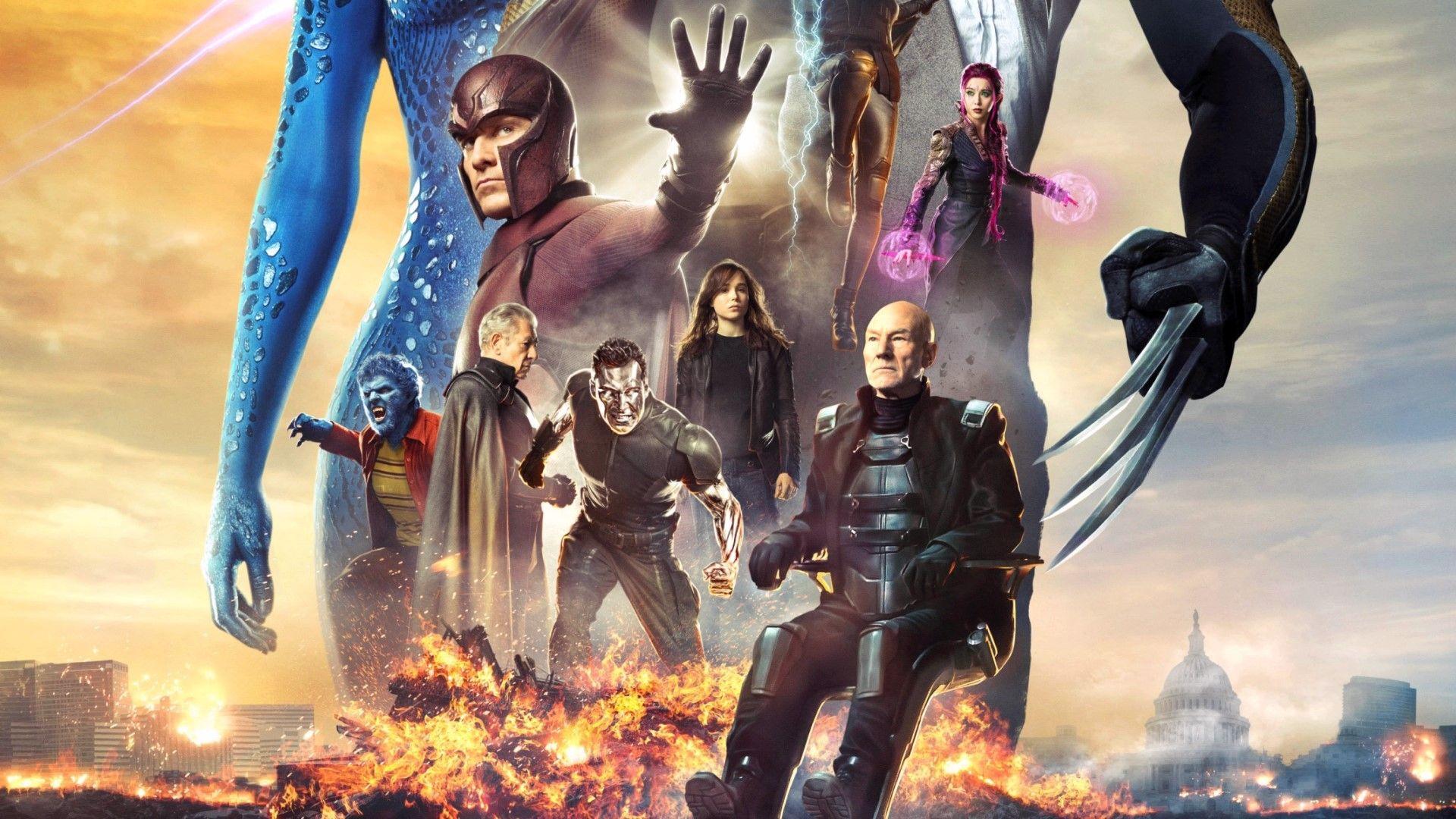 Days Of Future Past X Men Tv Spot