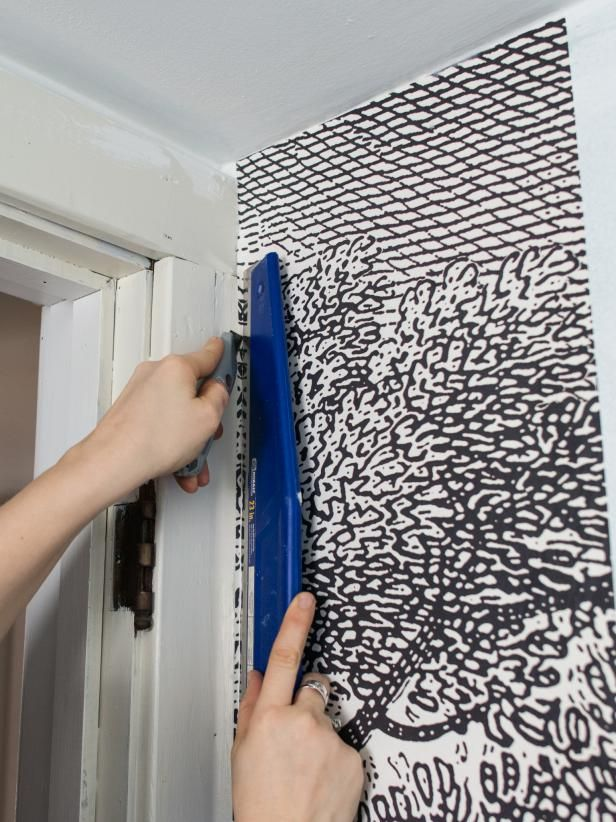 How To Install Wallpaper In A Bathroom How To Install Wallpaper Health And Fitness Tips Natural Health Tips