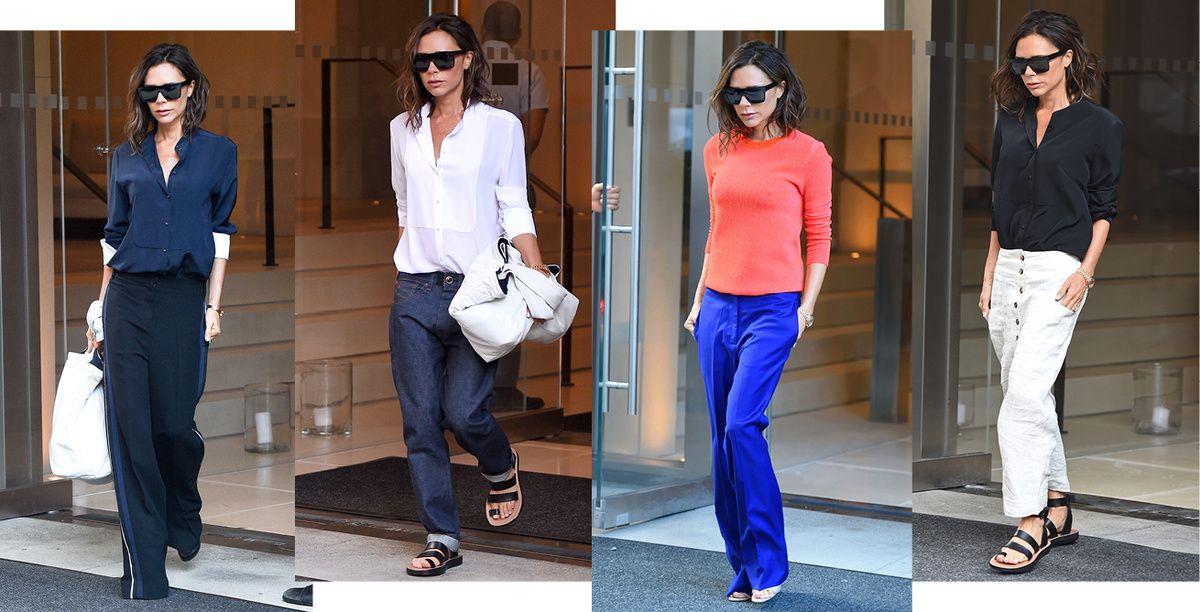 Street style: Victoria Beckhams best New York Fashion Week looks http://ift.tt/2cyJOUM #VogueParis #Fashion