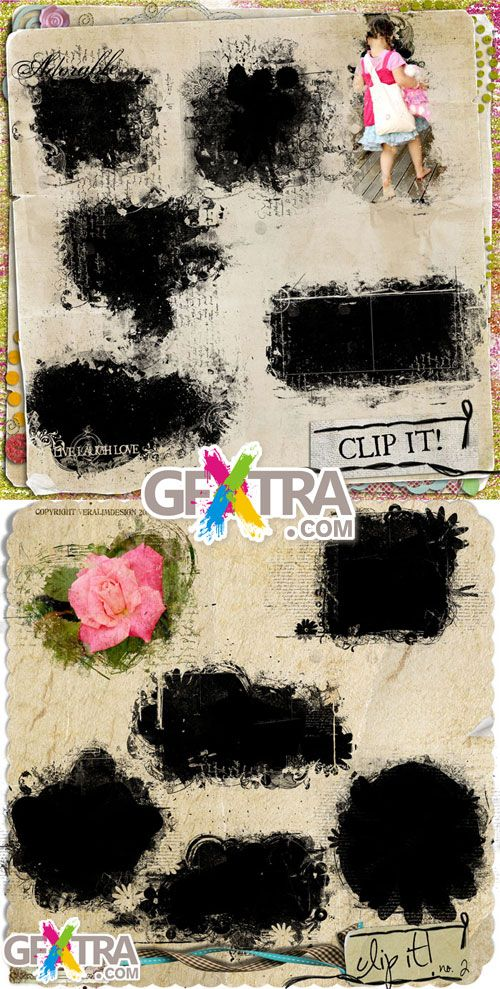 Free Photoshop Masks Masks Clipping Masks Photoshop Mask Digital Scrapbooking