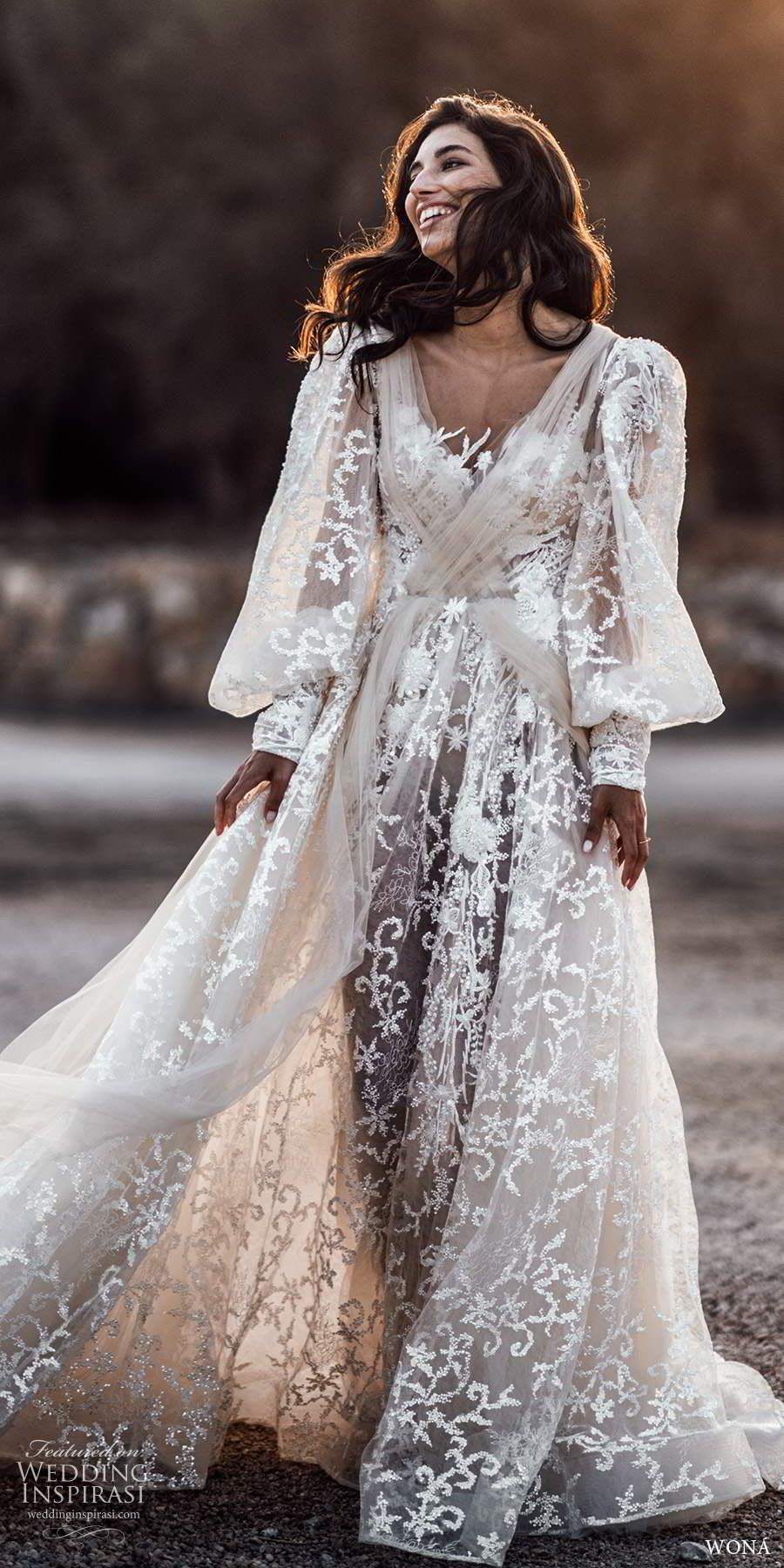 "WONÁ Wedding Dresses 2020 — ""Love Stories Vol. 1"" Bridal"