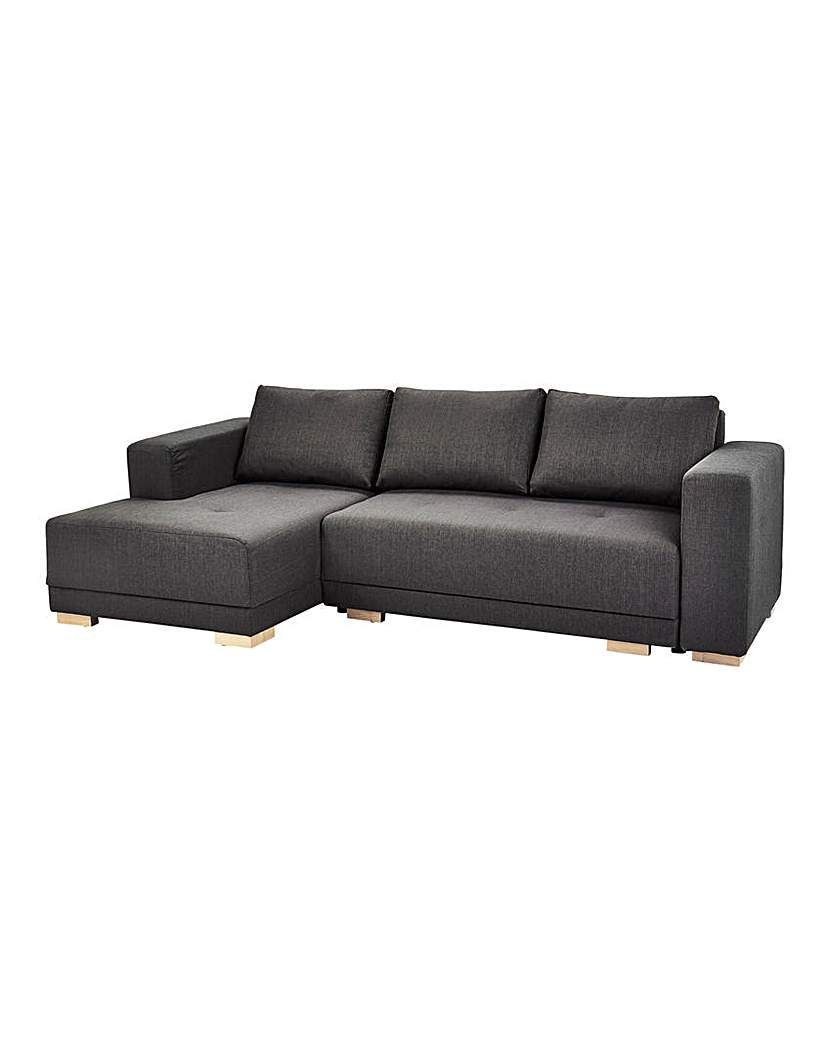 Leia Lefthand Cornergroup Sofabed Sofa Bed Contemporary Sofa Bed