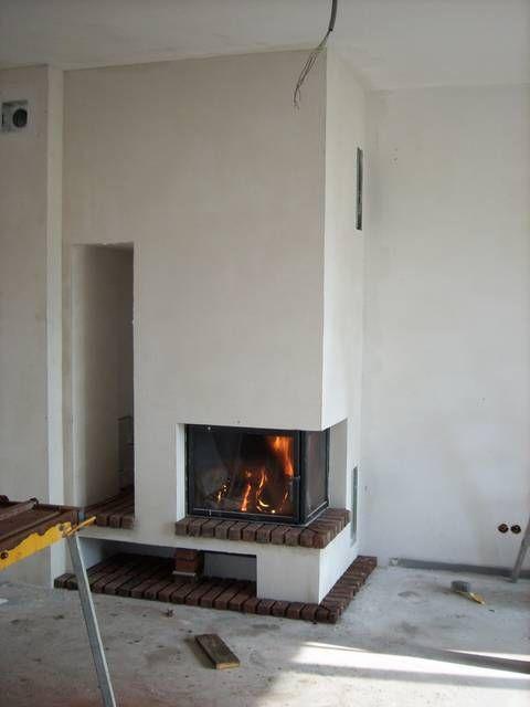 Pin by edyta on kominek | Pinterest | Fireplace design ...