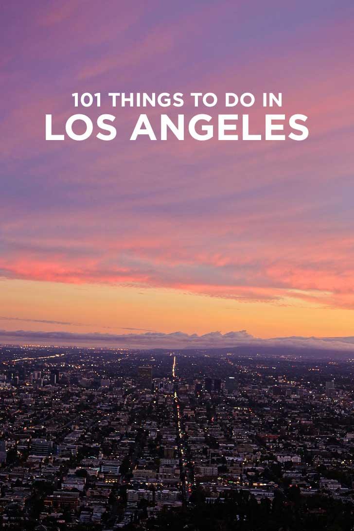 #Ultimate #LosAngeles #BucketList (101 Things to Do in #LA)