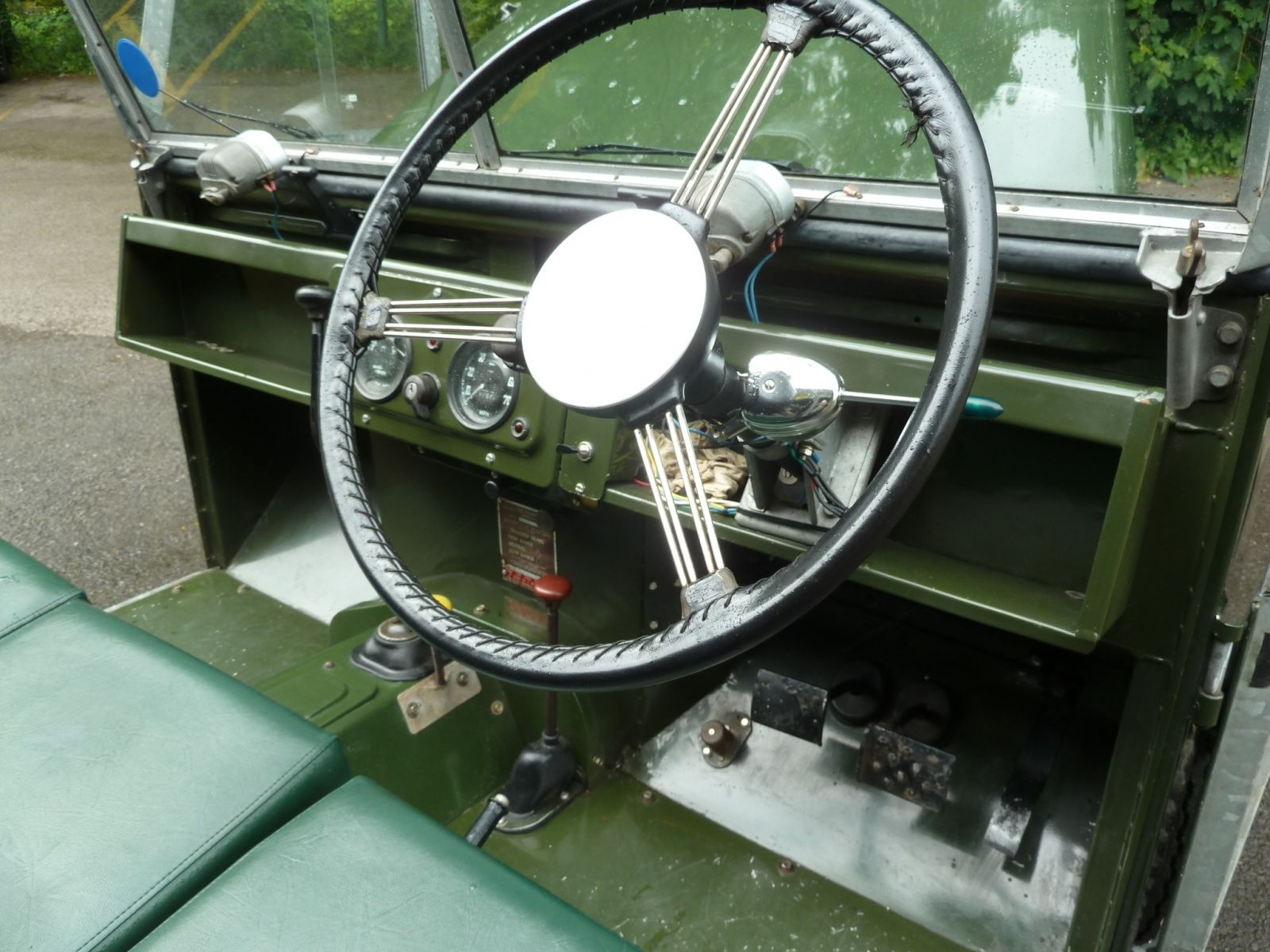Pin On Classic Landrover