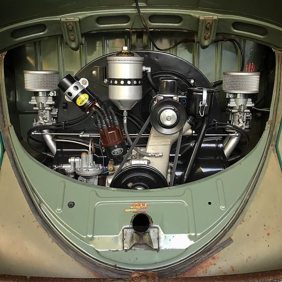 36 hp oil filler | Volkswagen | Vw engine, Volkswagen
