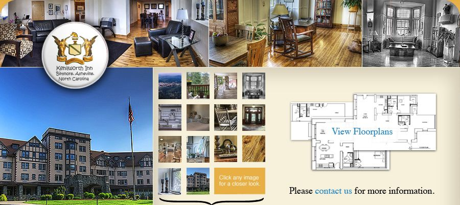 Welcome To The Historic Kenilworth Inn Apartments In Asheville North Carolina Nc