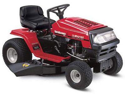 Yard Machine Parts >> Yard Machine Riding Mower Starter Yard Machines Riding Tractor