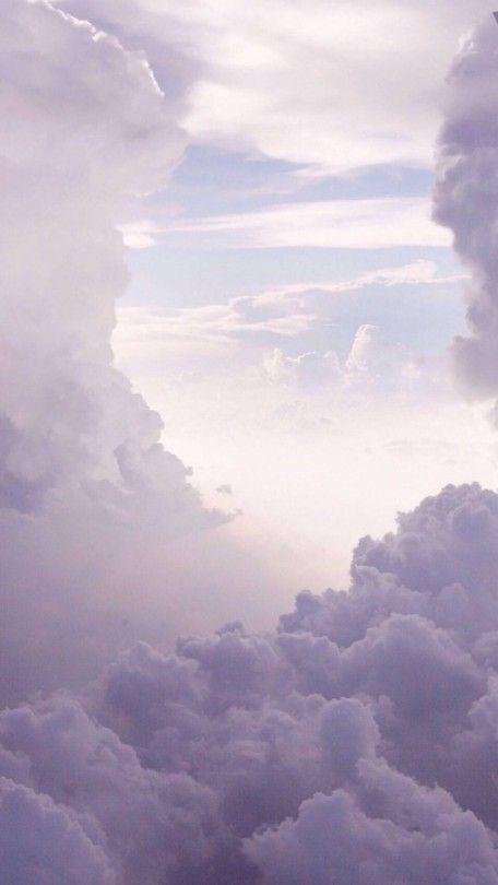 35 Belle Fond Fonds De Nuage Aesthetic Fond D Ecran Pour L Iphone Telechargement Gratuit In 2020 Sky Aesthetic Clouds Wallpaper Iphone Cloud Wallpaper