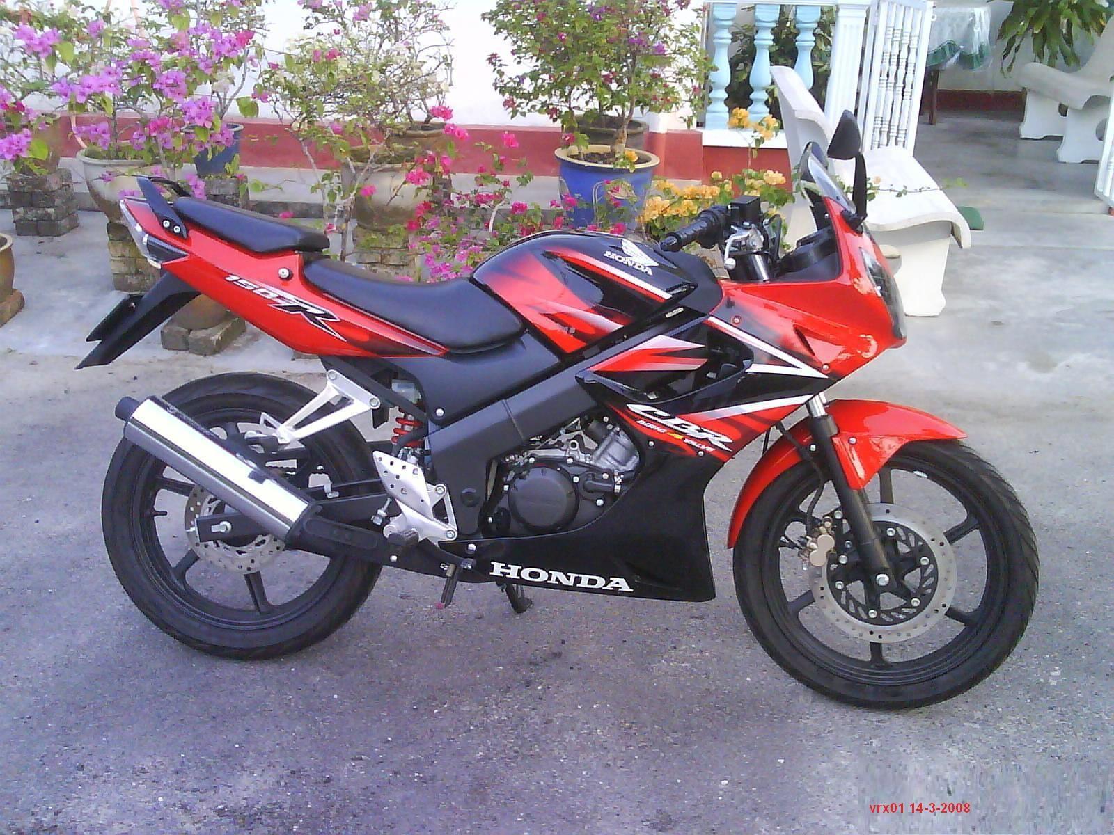 Modifikasi Motor Cbr 150r Thailand Di 2020 Motor Motor Sport Motor Mobil