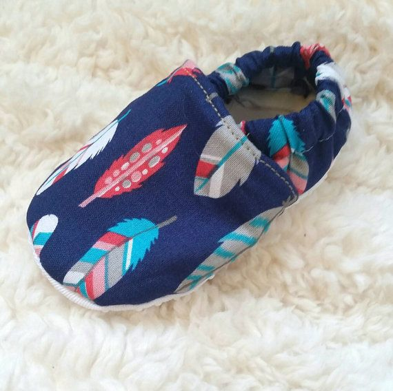 Check out this item in my Etsy shop https://www.etsy.com/listing/453329136/baby-slippers-baby-shoes-girl-baby-shoes