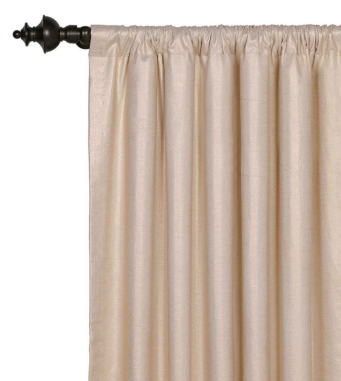 Reflection Gold Curtain Panel Panel Curtains Gold Curtains