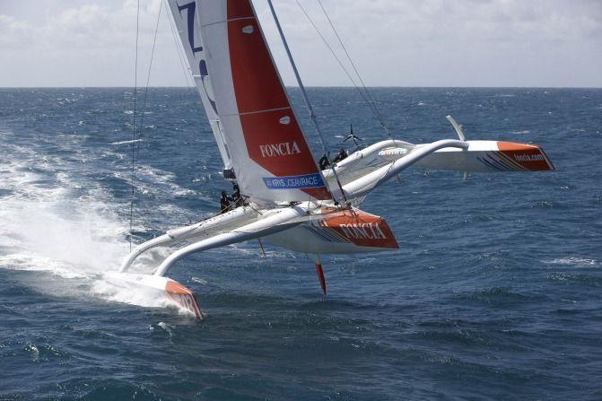 FONCIA goes back to multihull racing…   Sailing ...