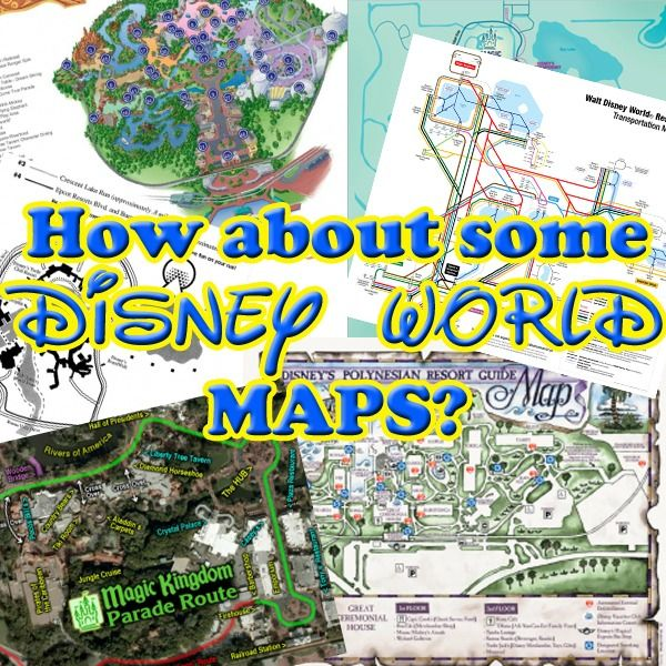 Disney world binder builder 100 free downloads disney trips disney world maps list of the best maps for your disney trip most free gumiabroncs Images
