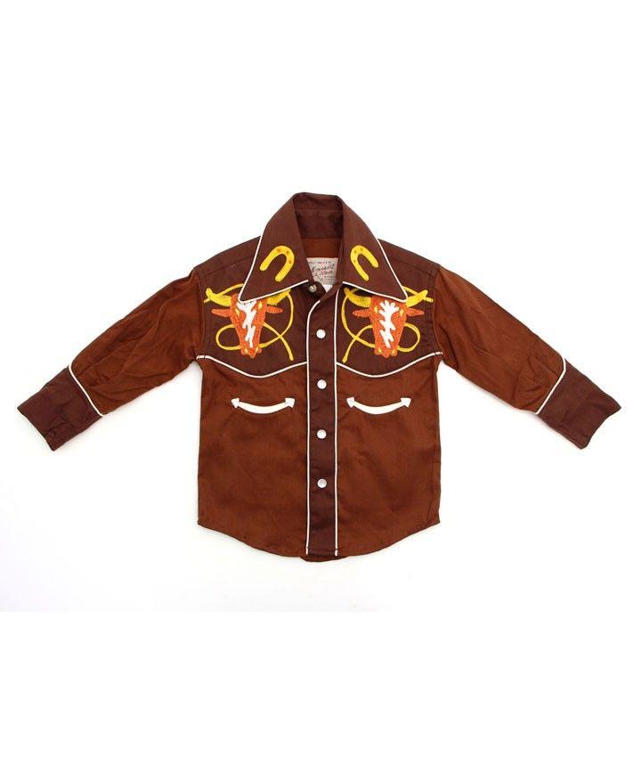 7349eaf3afd Rockmount Kid s Steerhead Shirt at Maverick Western Wear