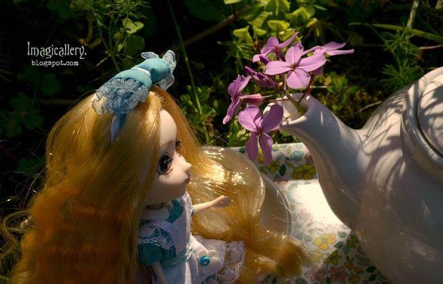 *Imagicallery*: #alice #wonderland #teatime