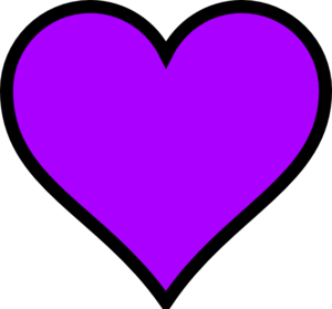 280 purple heart clip art purple haze pinterest purple haze rh pinterest com