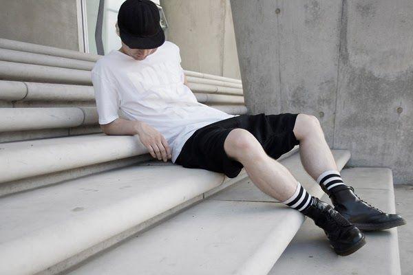 Macho Moda - Blog de Moda Masculina: Meia Old School, pra inspirar (Striped Tube Socks)