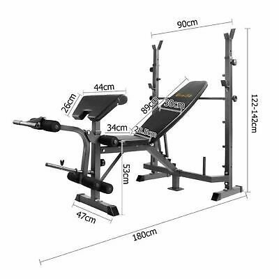 multi functional adjustable weight bench press exercise