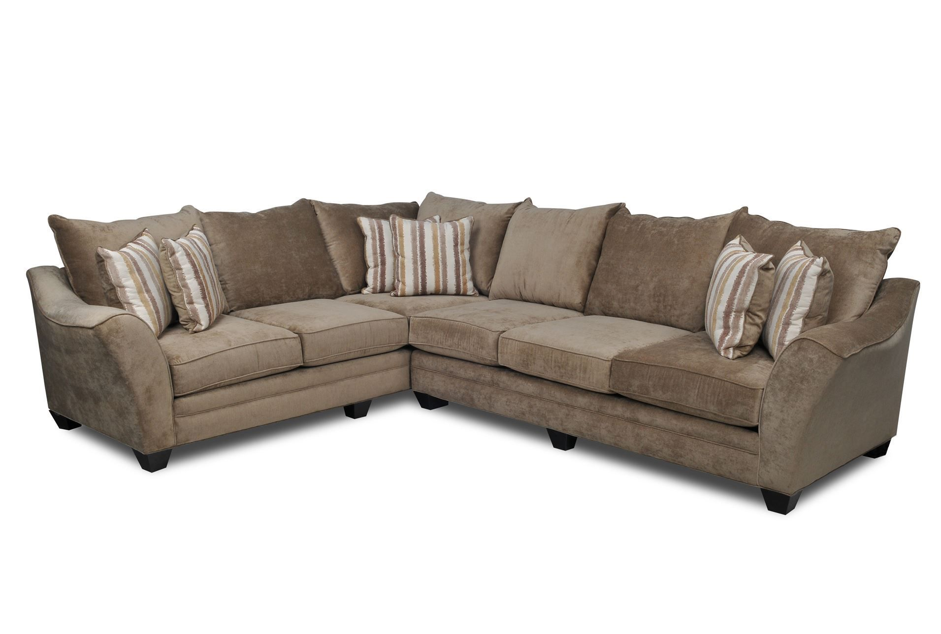 Belleview II 2 Piece Sectional New Apartment Ideas