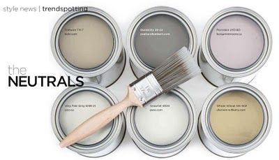 Top Paint Picks for 2011. I love these.