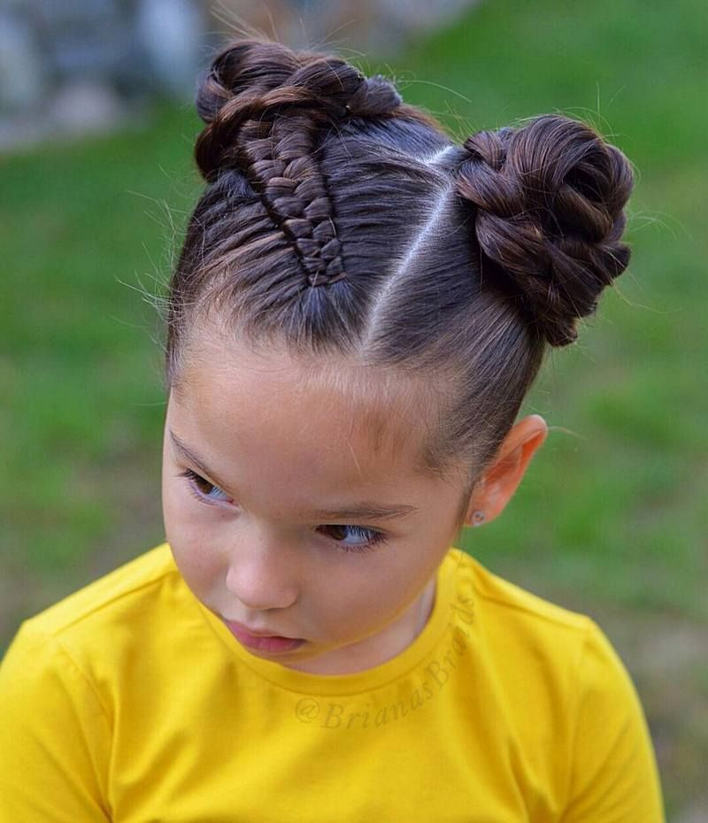 26 Girly Back To School Hairstyles For Your Kid Hairstyles Shorthair Kids Bob Todler Lo In 2020 Girls School Hairstyles Pretty Hairstyles Kids Hairstyles Girls
