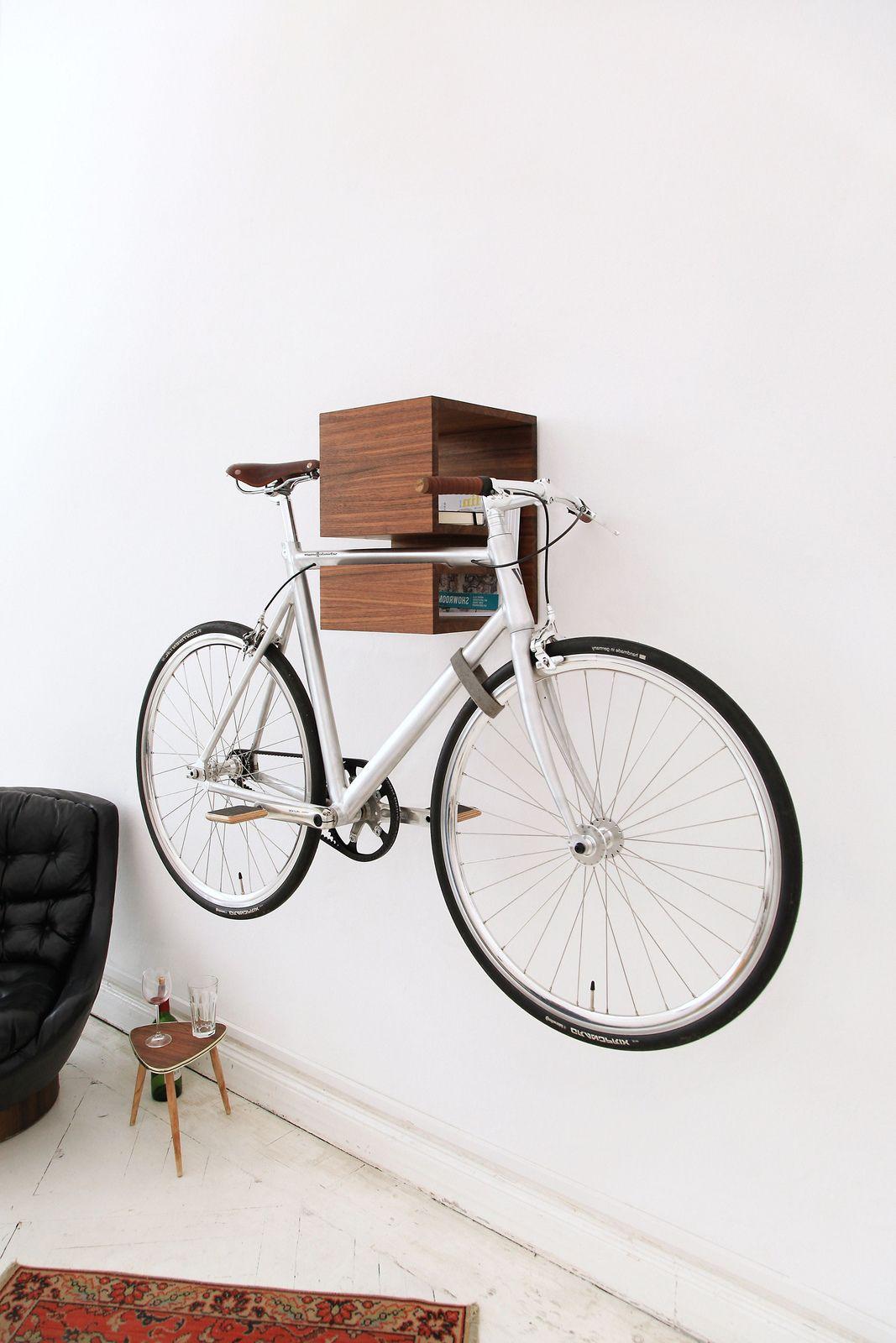 26 kreative ideen für fahrradhalterung für wand anleitung diy