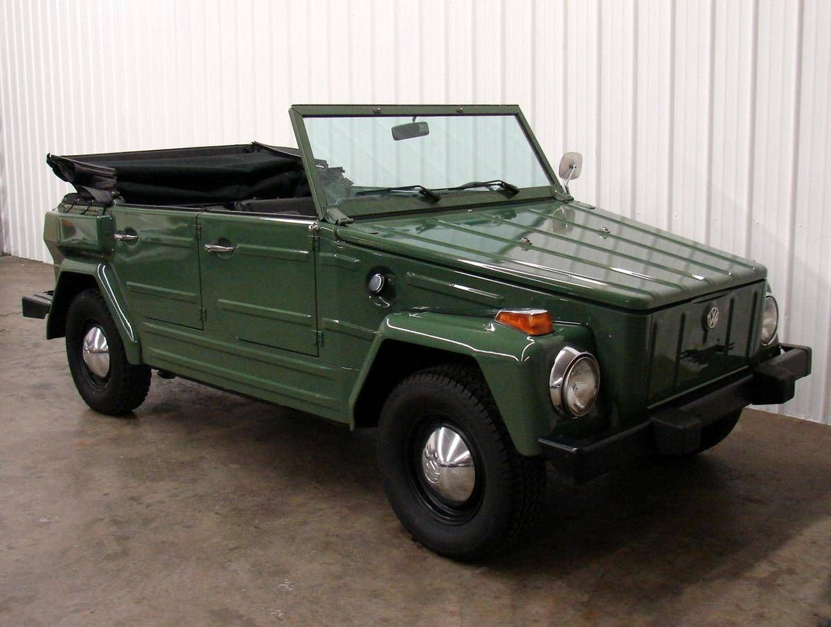 Used Cars For Sale Germany Military: 1974 Volkswagen 181 Thing. The Volkswagen Type 181 Was A