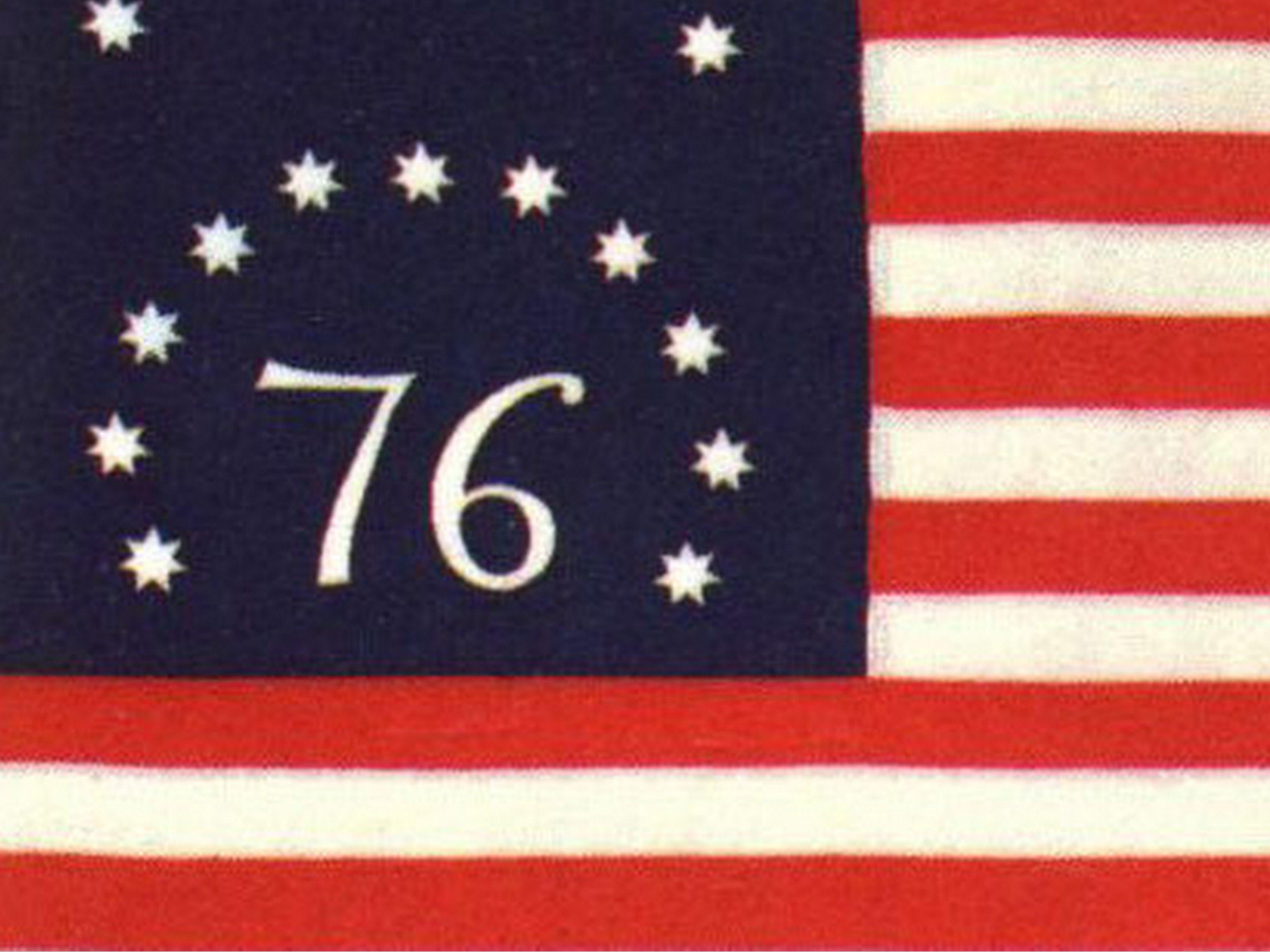 1776 Flag 1776 Flag Happy 4 Of July Flag