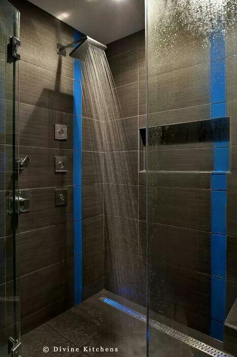 Regadera moderna | Diseños de ducha, Regaderas modernas ...