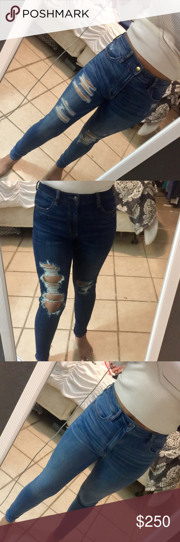 ✨AMERICAN EAGLE JEANS BUNDLE✨ All are