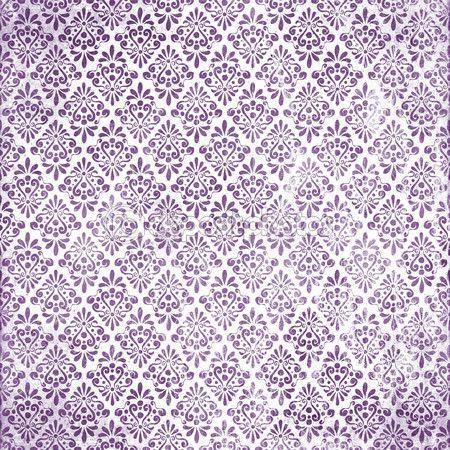 Damask grunge pattern — Stock Image #32919563