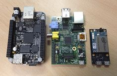 Raspberry Pi, Beaglebone Black, Intel Edison – Benchmarked  | Single