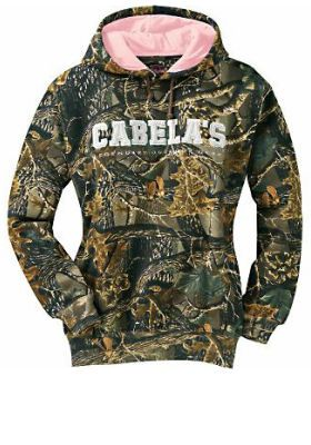 7790fe6ae5114 Cabelas Canada - Clothing - Women s Casual - Sweaters   Pullovers - Cabela s  Women s Campus Sweatshirt - Seclusion 3D